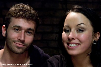 Photo number 15 from Alexa Von Tess shot for Sex And Submission on Kink.com. Featuring James Deen and Alexa Von Tess in hardcore BDSM & Fetish porn.