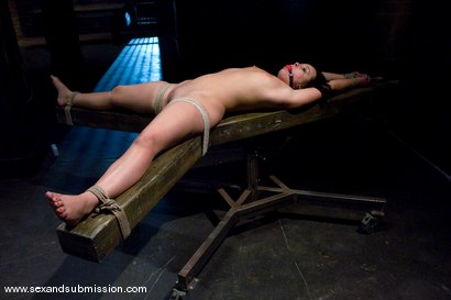 Photo number 10 from Alexa Von Tess shot for Sex And Submission on Kink.com. Featuring James Deen and Alexa Von Tess in hardcore BDSM & Fetish porn.