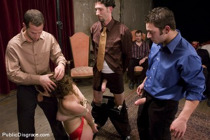 Photo number 9 from Party Favor shot for Public Disgrace on Kink.com. Featuring Charlotte Vale in hardcore BDSM & Fetish porn.
