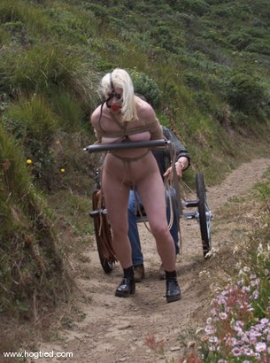 Photo number 1 from Cowgirl shot for Hogtied on Kink.com. Featuring Cowgirl in hardcore BDSM & Fetish porn.