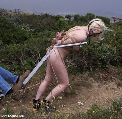 Photo number 3 from Cowgirl shot for Hogtied on Kink.com. Featuring Cowgirl in hardcore BDSM & Fetish porn.