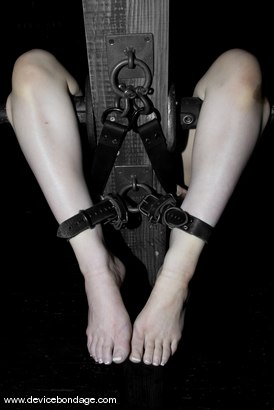 Photo number 3 from Amie shot for Device Bondage on Kink.com. Featuring Amie in hardcore BDSM & Fetish porn.