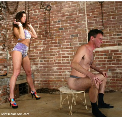 Photo number 13 from Wild Bill and Kym Wilde shot for Men In Pain on Kink.com. Featuring Wild Bill and Kym Wilde in hardcore BDSM & Fetish porn.