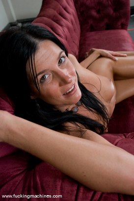 Photo number 1 from Choose your own India Summer <br>Machine fucking Adventure shot for Fucking Machines on Kink.com. Featuring India Summer in hardcore BDSM & Fetish porn.