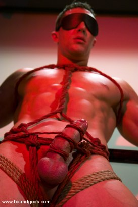 Photo number 8 from The Spanish Patient shot for Bound Gods on Kink.com. Featuring Romario Faria, TJ Young and Van Darkholme in hardcore BDSM & Fetish porn.
