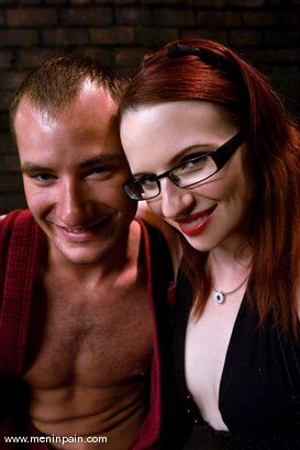 Photo number 15 from The Good Mistress shot for Men In Pain on Kink.com. Featuring Claire Adams and Nomad in hardcore BDSM & Fetish porn.