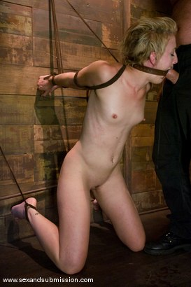Photo number 13 from Dylan shot for Sex And Submission on Kink.com. Featuring Mark Davis and Dylan Ryan in hardcore BDSM & Fetish porn.