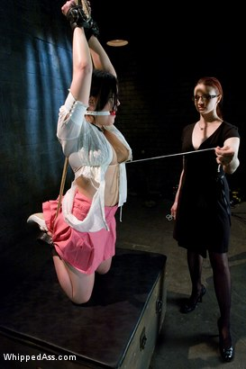 Photo number 2 from Raina Verene shot for whippedass on Kink.com. Featuring Raina Verene and Claire Adams in hardcore BDSM & Fetish porn.