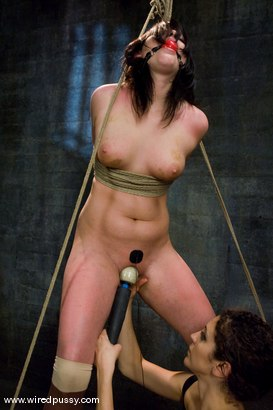 Photo number 6 from Raina Verene and Princess Donna Dolore shot for Wired Pussy on Kink.com. Featuring Raina Verene and Princess Donna Dolore in hardcore BDSM & Fetish porn.