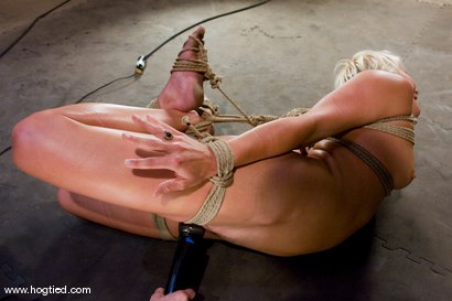 Photo number 8 from Vendetta returns to Hogtied <br> You can only see her exclusively  at Kink. shot for Hogtied on Kink.com. Featuring Vendetta and Claire Adams in hardcore BDSM & Fetish porn.