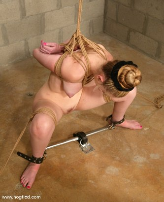 Photo number 4 from Chanta-Rose shot for Hogtied on Kink.com. Featuring Chanta-Rose in hardcore BDSM & Fetish porn.