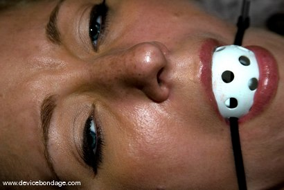 Photo number 12 from Sticky Hot Wrap Trap shot for Device Bondage on Kink.com. Featuring Dia Zerva in hardcore BDSM & Fetish porn.