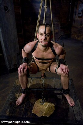 Photo number 11 from Be Careful What You Wish For shot for Men In Pain on Kink.com. Featuring Claire Adams and Jason Miller in hardcore BDSM & Fetish porn.