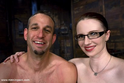 Photo number 15 from Be Careful What You Wish For shot for Men In Pain on Kink.com. Featuring Claire Adams and Jason Miller in hardcore BDSM & Fetish porn.