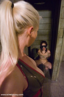 Photo number 1 from Riley Shy shot for Wired Pussy on Kink.com. Featuring Lorelei Lee and Riley Shy in hardcore BDSM & Fetish porn.