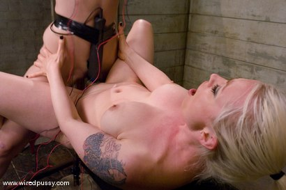 Photo number 11 from Riley Shy shot for Wired Pussy on Kink.com. Featuring Lorelei Lee and Riley Shy in hardcore BDSM & Fetish porn.