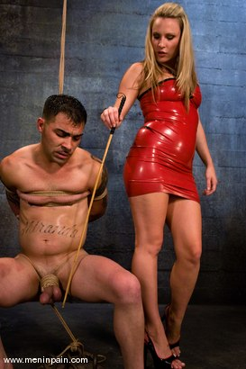 Photo number 3 from Cruel Mistress shot for Men In Pain on Kink.com. Featuring Rico and Harmony in hardcore BDSM & Fetish porn.