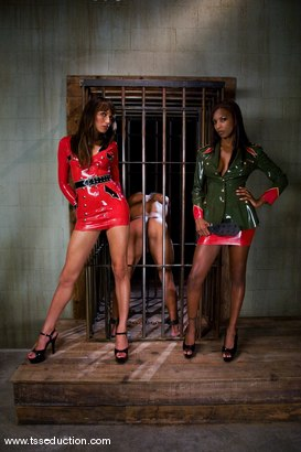 Photo number 1 from Yasmin Lee, Natassia Dream & Lobo shot for TS Seduction on Kink.com. Featuring Yasmin Lee, Natassia Dreams and Lobo in hardcore BDSM & Fetish porn.
