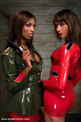 Photo number 2 from Yasmin Lee, Natassia Dream & Lobo shot for TS Seduction on Kink.com. Featuring Yasmin Lee, Natassia Dreams and Lobo in hardcore BDSM & Fetish porn.