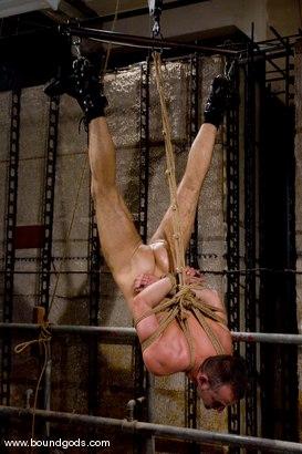Photo number 11 from Master Tyler Saint and slave jason miller shot for Bound Gods on Kink.com. Featuring Jason Miller and Tyler Saint in hardcore BDSM & Fetish porn.