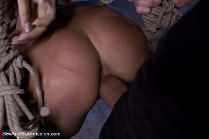 Photo number 12 from The Dark Crevice shot for Sex And Submission on Kink.com. Featuring Steve Holmes, Cj and Gilda Roberts in hardcore BDSM & Fetish porn.