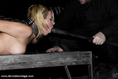 Photo number 9 from Brat! Arrgh! shot for Device Bondage on Kink.com. Featuring Lexi Belle in hardcore BDSM & Fetish porn.