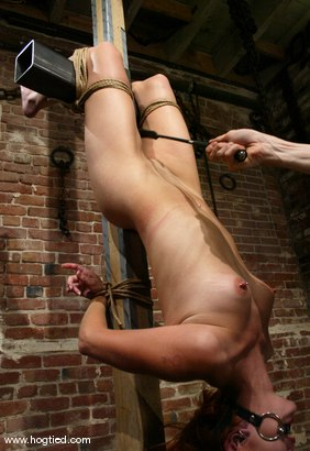 Photo number 9 from Ivy shot for Hogtied on Kink.com. Featuring Ivy in hardcore BDSM & Fetish porn.