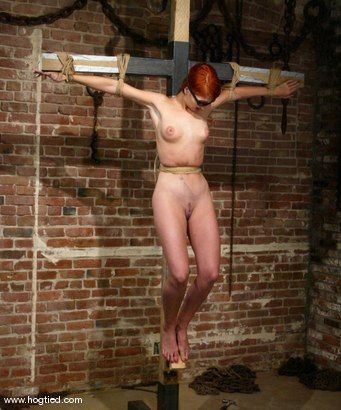 Photo number 6 from Ivy shot for Hogtied on Kink.com. Featuring Ivy in hardcore BDSM & Fetish porn.
