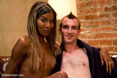 Photo number 15 from Mistress Soleli and Dietrich shot for TS Seduction on Kink.com. Featuring Mistress Soleli and Dietrich Cyrus in hardcore BDSM & Fetish porn.