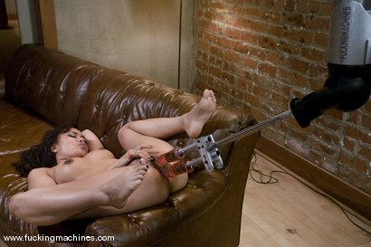 Photo number 8 from SQUIRT FEST 2008 - WELCOME BACK ANNIE CRUZ shot for Fucking Machines on Kink.com. Featuring Annie Cruz in hardcore BDSM & Fetish porn.