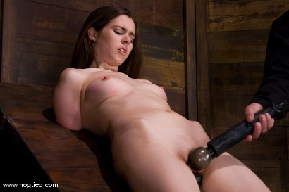 Photo number 12 from Isobel Wren makes her first<br>Hogtied appearance shot for Hogtied on Kink.com. Featuring Isobel Wren and Lochai in hardcore BDSM & Fetish porn.