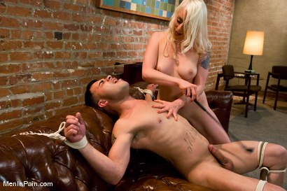 Photo number 9 from Cherry shot for Men In Pain on Kink.com. Featuring Lorelei Lee and Rico in hardcore BDSM & Fetish porn.