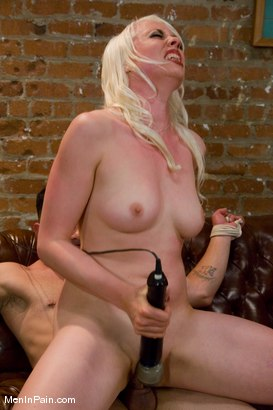 Photo number 10 from Cherry shot for Men In Pain on Kink.com. Featuring Lorelei Lee and Rico in hardcore BDSM & Fetish porn.