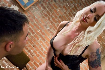 Photo number 5 from Cherry shot for Men In Pain on Kink.com. Featuring Lorelei Lee and Rico in hardcore BDSM & Fetish porn.