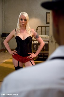 Photo number 3 from Cherry shot for Men In Pain on Kink.com. Featuring Lorelei Lee and Rico in hardcore BDSM & Fetish porn.
