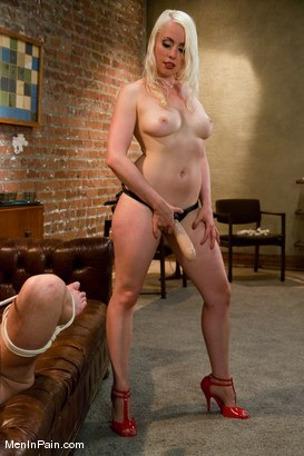 Photo number 12 from Cherry shot for Men In Pain on Kink.com. Featuring Lorelei Lee and Rico in hardcore BDSM & Fetish porn.