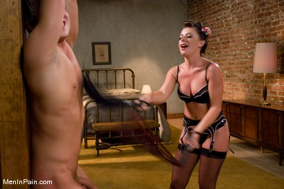 Photo number 9 from Bad, bad boy shot for Men In Pain on Kink.com. Featuring Penny Flame and Danny Wylde in hardcore BDSM & Fetish porn.