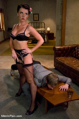 Photo number 1 from Bad, bad boy shot for Men In Pain on Kink.com. Featuring Penny Flame and Danny Wylde in hardcore BDSM & Fetish porn.
