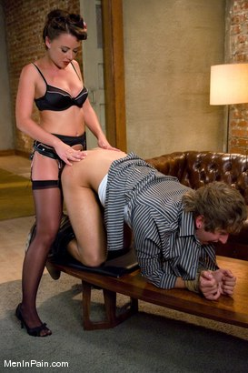 Photo number 4 from Bad, bad boy shot for Men In Pain on Kink.com. Featuring Penny Flame and Danny Wylde in hardcore BDSM & Fetish porn.
