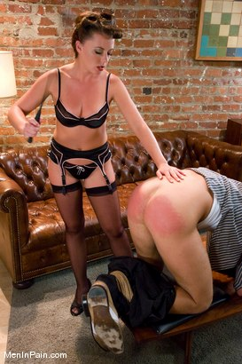 Photo number 6 from Bad, bad boy shot for Men In Pain on Kink.com. Featuring Penny Flame and Danny Wylde in hardcore BDSM & Fetish porn.