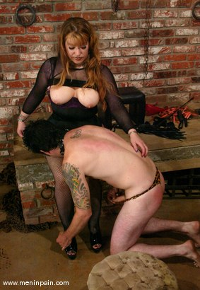 Photo number 13 from Gabrielle and Brandon shot for Men In Pain on Kink.com. Featuring Gabrielle and Brandon in hardcore BDSM & Fetish porn.