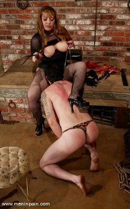 Photo number 12 from Gabrielle and Brandon shot for Men In Pain on Kink.com. Featuring Gabrielle and Brandon in hardcore BDSM & Fetish porn.