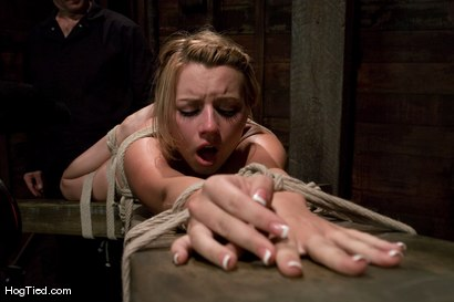 Photo number 7 from Lexi Belle: Pain is her pleasure shot for Hogtied on Kink.com. Featuring Lexi Belle in hardcore BDSM & Fetish porn.
