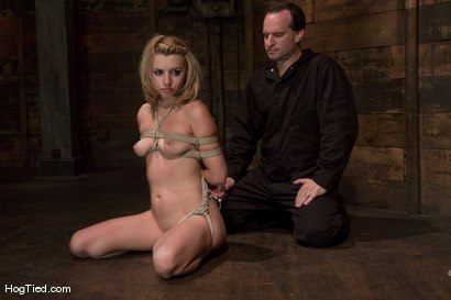 Photo number 8 from Lexi Belle: Pain is her pleasure shot for Hogtied on Kink.com. Featuring Lexi Belle in hardcore BDSM & Fetish porn.