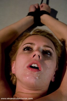Photo number 14 from The Investigator shot for Sex And Submission on Kink.com. Featuring Mr. Pete and Lexi Belle in hardcore BDSM & Fetish porn.