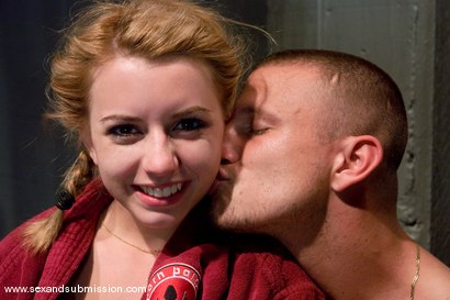 Photo number 15 from The Investigator shot for Sex And Submission on Kink.com. Featuring Mr. Pete and Lexi Belle in hardcore BDSM & Fetish porn.