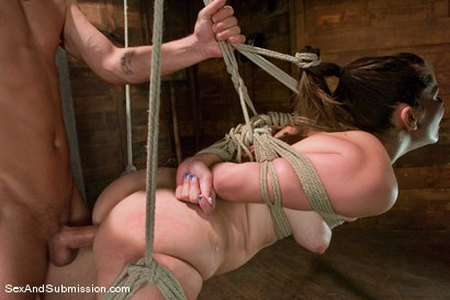 Photo number 11 from Bobbi Starr shot for Sex And Submission on Kink.com. Featuring Mr. Pete and Bobbi Starr in hardcore BDSM & Fetish porn.
