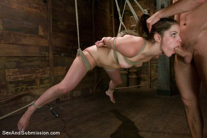 Photo number 10 from Bobbi Starr shot for Sex And Submission on Kink.com. Featuring Mr. Pete and Bobbi Starr in hardcore BDSM & Fetish porn.