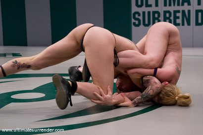 Photo number 7 from Edited version of Aug. 19ths live<br> semi-final match up. shot for Ultimate Surrender on Kink.com. Featuring Syd Blakovich and Dee Williams in hardcore BDSM & Fetish porn.