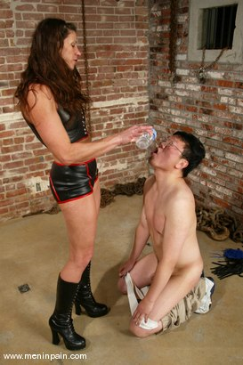 Photo number 13 from Dave and Kym Wilde shot for Men In Pain on Kink.com. Featuring Dave and Kym Wilde in hardcore BDSM & Fetish porn.